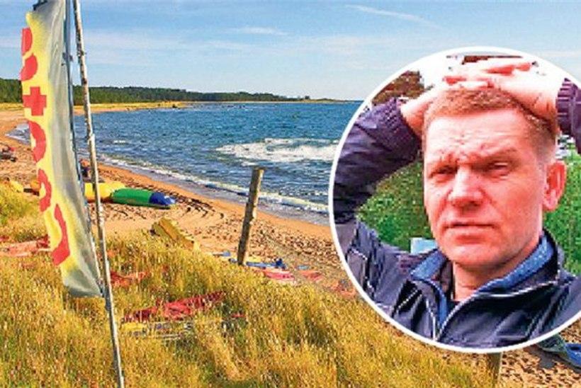 Plaanitav tuulikupark ajab lainelaudurid marru