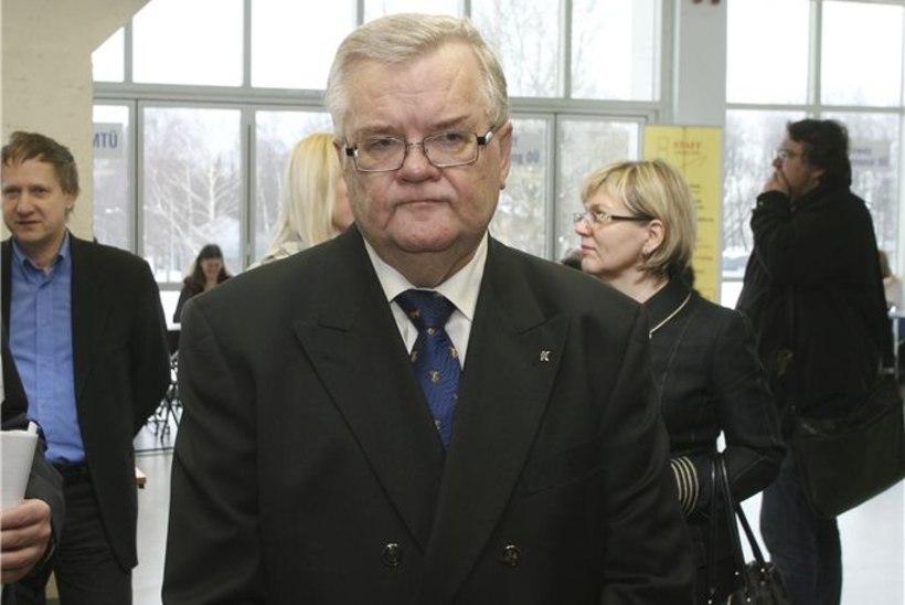 Valner: Savisaar pole enam poliitikas tähtis tegelane