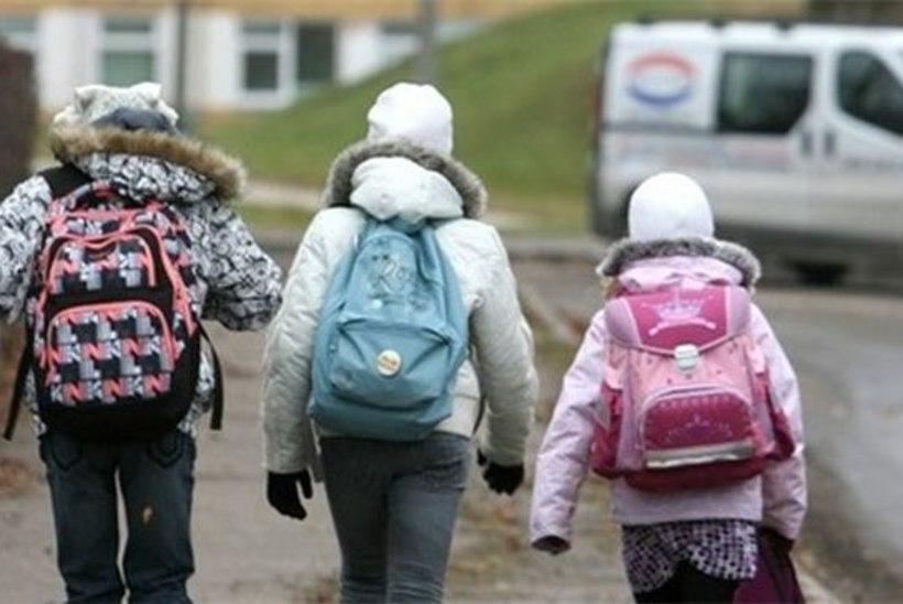 Kooliõpilaste seas on hakanud levima liigesepõletik, diabeet ja  kasvajad