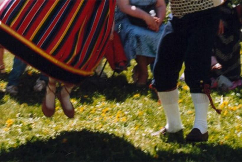 Jõgevamaal toimub naiste tantsupidu