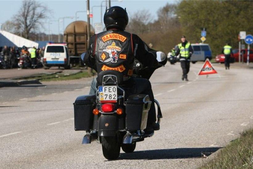 Soome motojõuke kahtlustatakse Eestis narkoäri ajamises