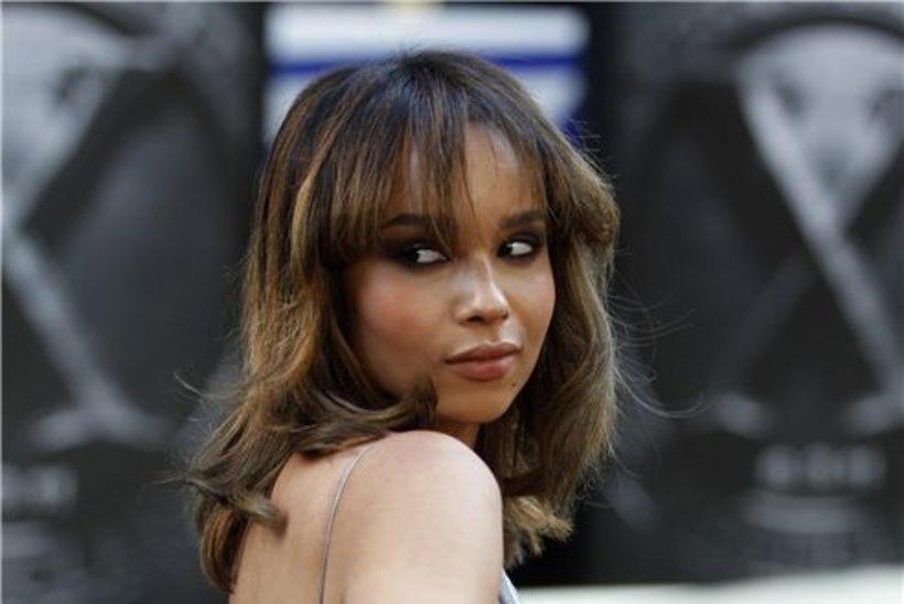 "Lenny Kravitzi tütar semmib partneriga filmist ""X-mehed"""