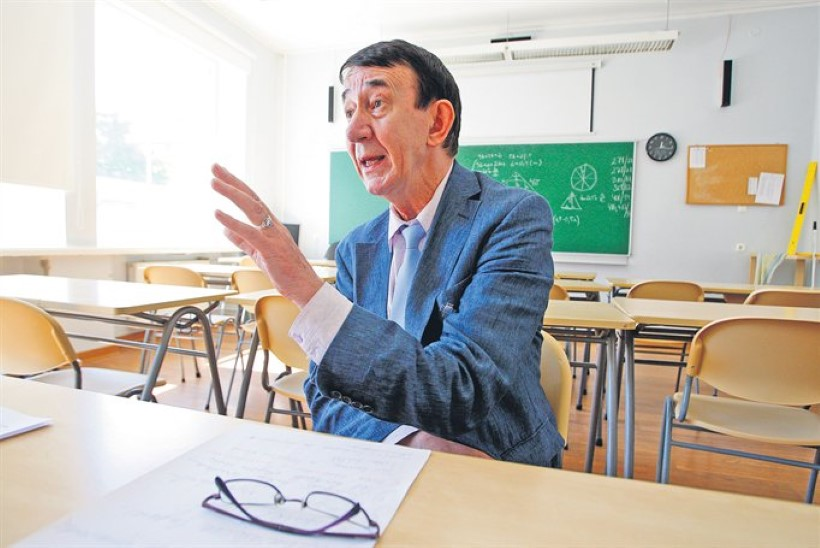 """Lauri Leesi: """"Kõige rohkem armastatakse ranget õpetajat."""""""