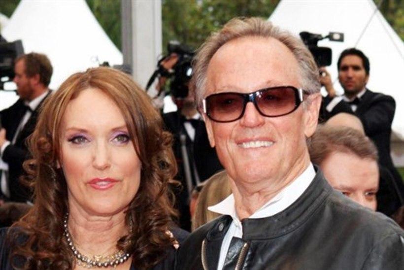 Peter Fonda abiellus kolmandat korda