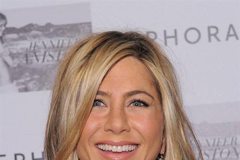 Jennifer Aniston: mul on väga vedanud!