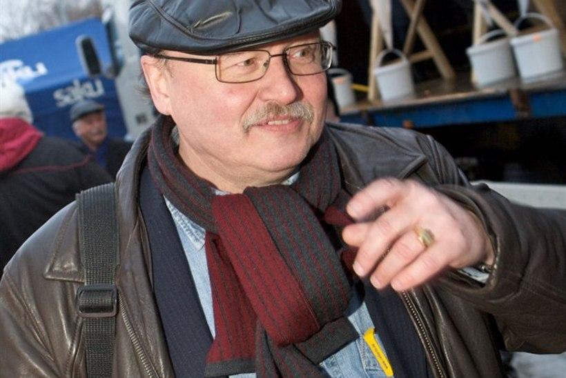 Igor Gräzin: Eestile ei ole presidenti vaja!