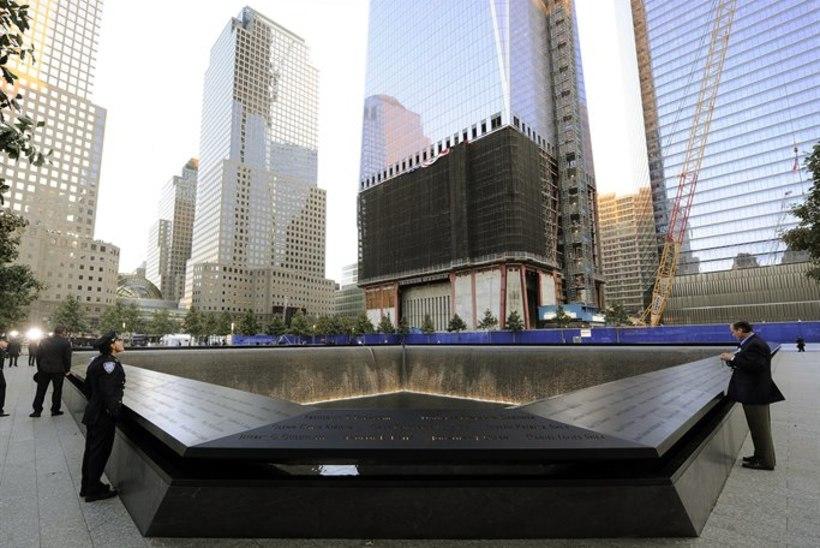 9/11: New York peatus mälestushetkedeks