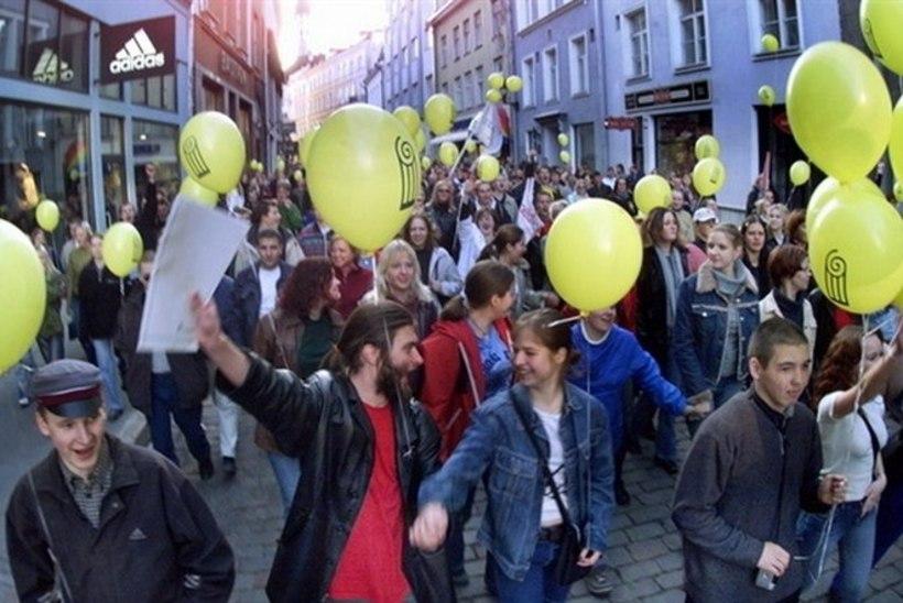 Homme algavad Tallinna Tudengipäevad