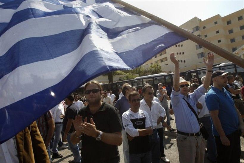 Ester Laansalu: kreeklased ei leia, et ainult nemad oma hädades süüdi oleks