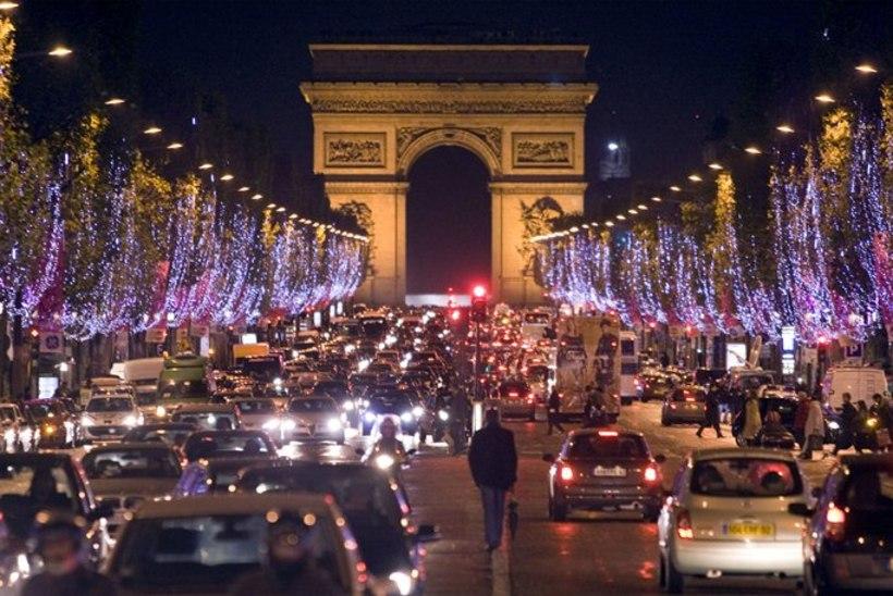 Kuhu siis veel, kui mitte unelmate linna Pariisi!