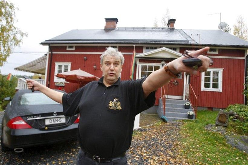 ÕL ARHIIV   Carl Danhammer: prassisin Eestis möllates tuulde kümneid miljoneid!