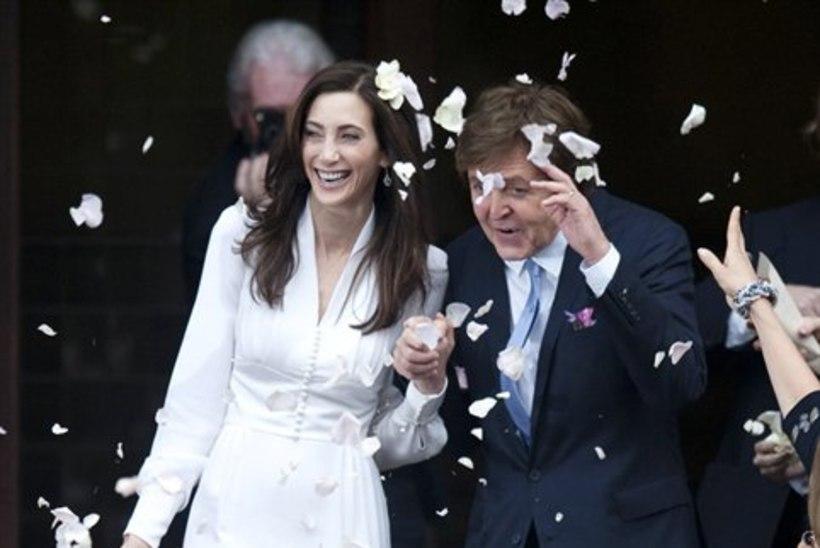 McCartney abiellus kolmandat korda