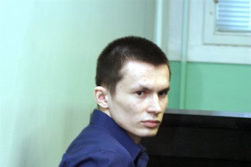 Sarimõrvar Ustimenko: Eestis oligi nii vaikne, pidin veidi mürglit tegema!