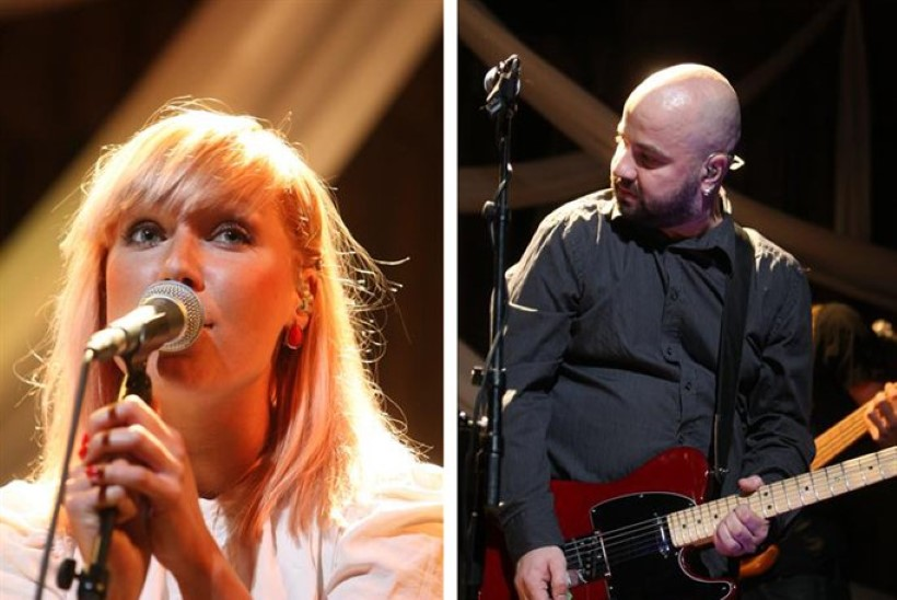 GALERII: Lenna ja Mihkel Raud andsid kontserdi