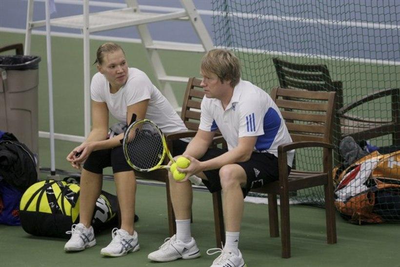 Silver Karjus: esimese tennisemängu tegin 19-aastaselt