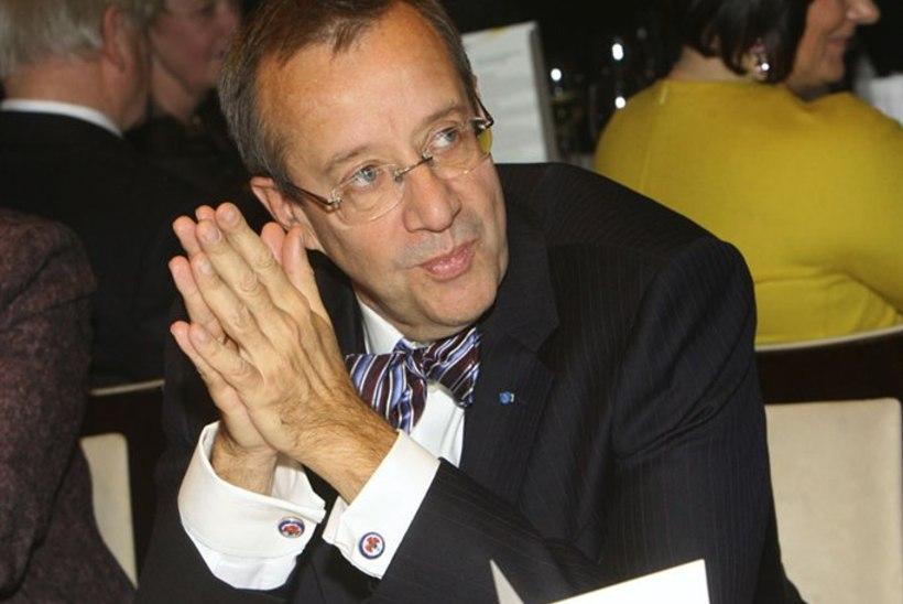 Heitis nalja? President Ilves kinnitas, et Eestis polnud kommunismi ajal restorane!