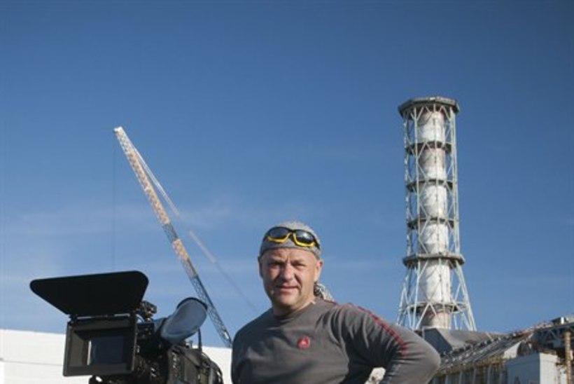 Rindeoperaator Ivar Heinmaa filmib Fukushimas ja Tšernobõlis
