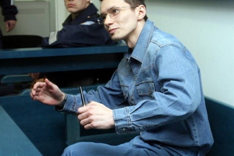 Sarimõrvar Ustimenko jäi kohtuvaidluses vanglaga kaotajaks