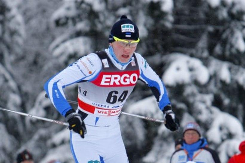 KISUB PIINLIKUKS: Tour de Ski klassikaetapil viis eestlast kaheksa viimase seas