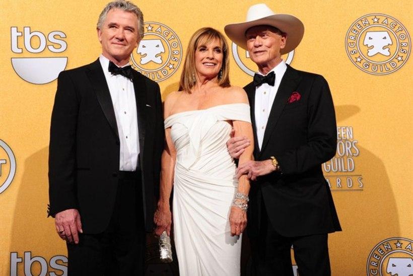 """Uskumatu, ent """"Dallase"""" täht on tõesti 71aastane!"""