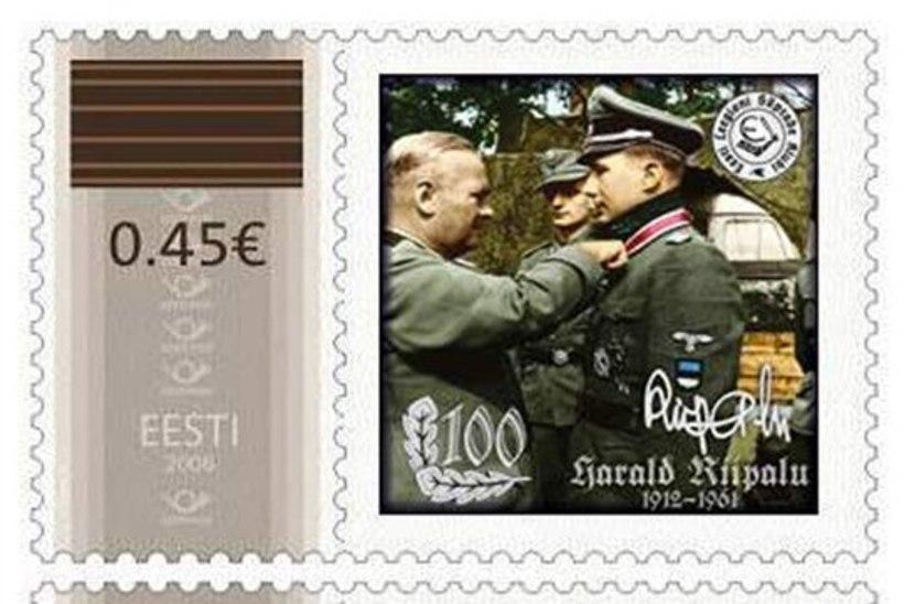Surve alla sattunud Eesti Post keeldus Riipalu mälestusmargi väljaandmisest