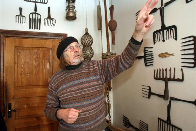 Käsmu meremuuseumi omanik Aarne Vaik: mul pole riigilt raha vaja