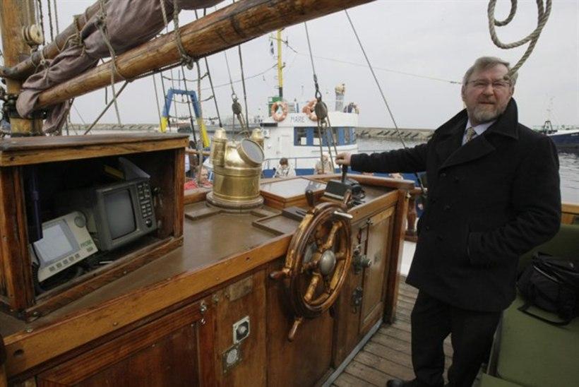 Mereriik Eesti kaalub iseseisva mereakadeemia kinnipanemist