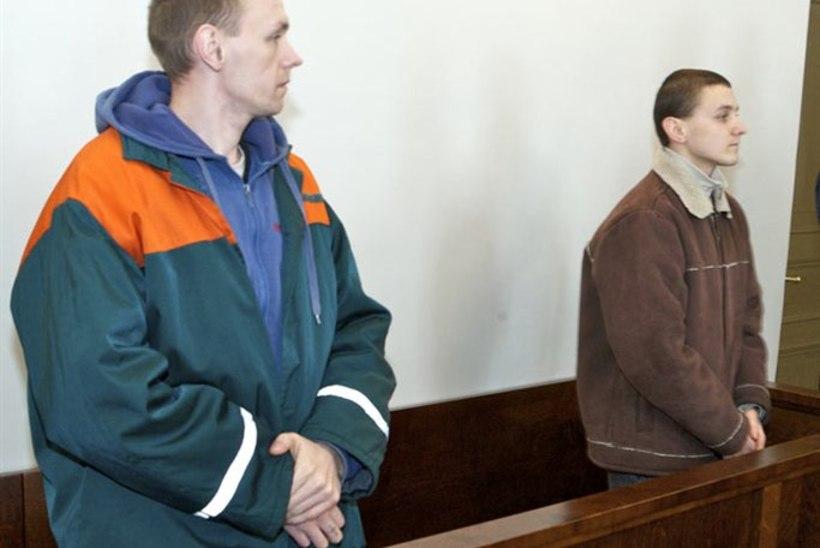 Kohus mõistis taksojuhi mõrvarid pikaks ajaks vangi