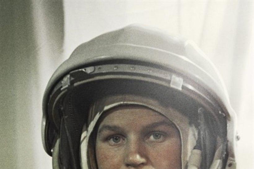 Valentina Tereškova: oleksingi äärepealt orbiidile jäänud!