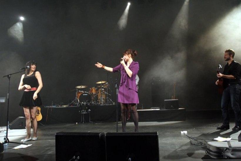 GALERII: Nouvelle Vague andis Tallinnas kontserdi