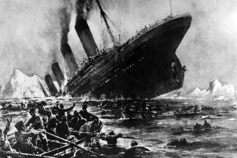 Titanic peidab endas kahe eestlase saladust?