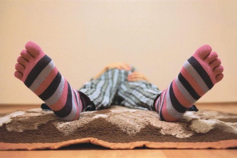 Rahutute jalgade sündroom piinab iga kümnendat inimest