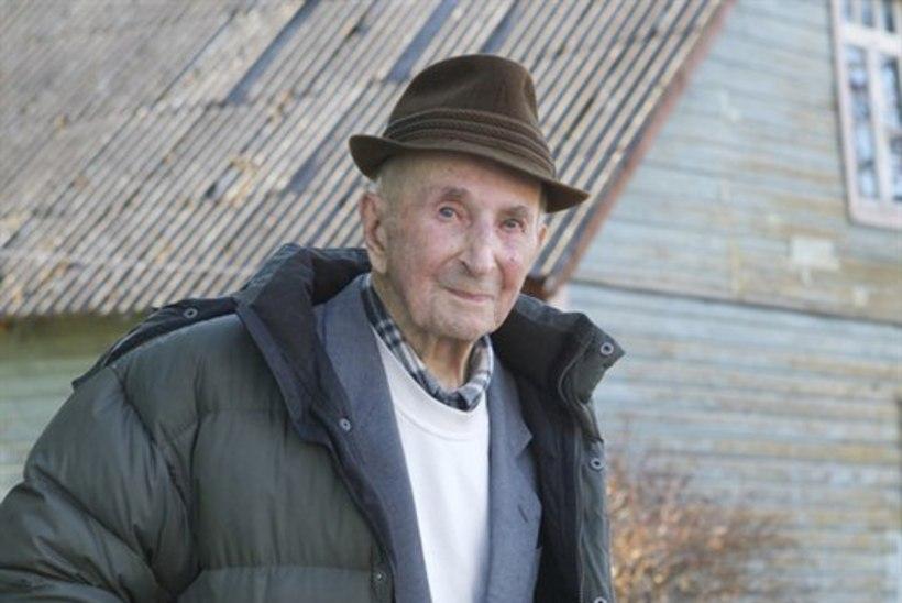 98aastane veskimees: möldriamet on isegi mu elu päästnud!