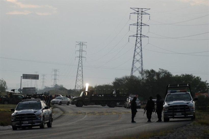 Mehhiko politsei leidis 49 kilekottidesse topitud laipa