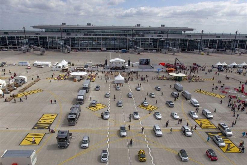 Berliini uus lennujaam avatakse 17. märtsil