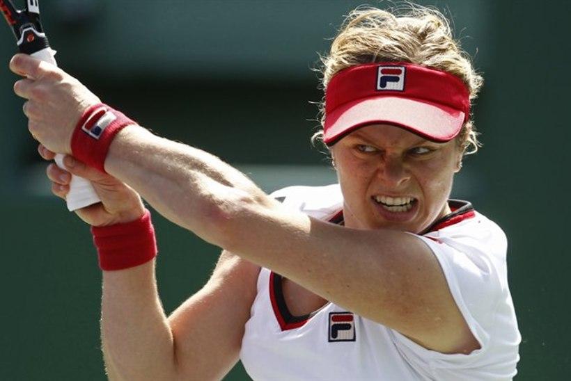 Endine esireket Clijsters lõpetab karjääri
