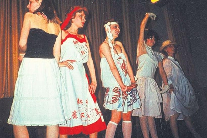 ERKI moešõu sünniajad: Moskva komnoored püüdsid eestlaste rõivamoodi välja vilistada