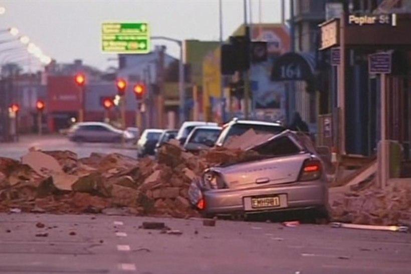 Christchurchi raputas maavärin tugevusega 5,2 magnituudi