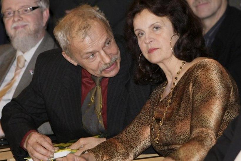Riina Hein keeldus osalemast Arno Liiveri erisaates