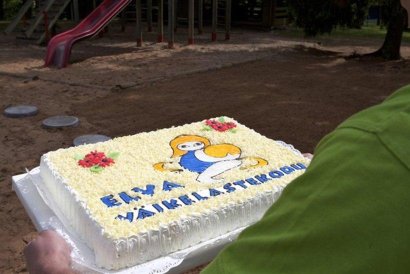 Elva lastekodu sai lastekaitsepäeval suure kingituse
