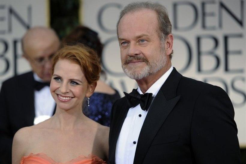 """""""Frasieri"""" täht uuendas abieluvannet"""