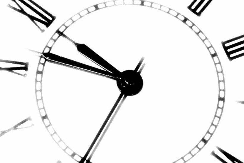 Teadlased ennustavad: aeg peatub lõpuks täielikult!