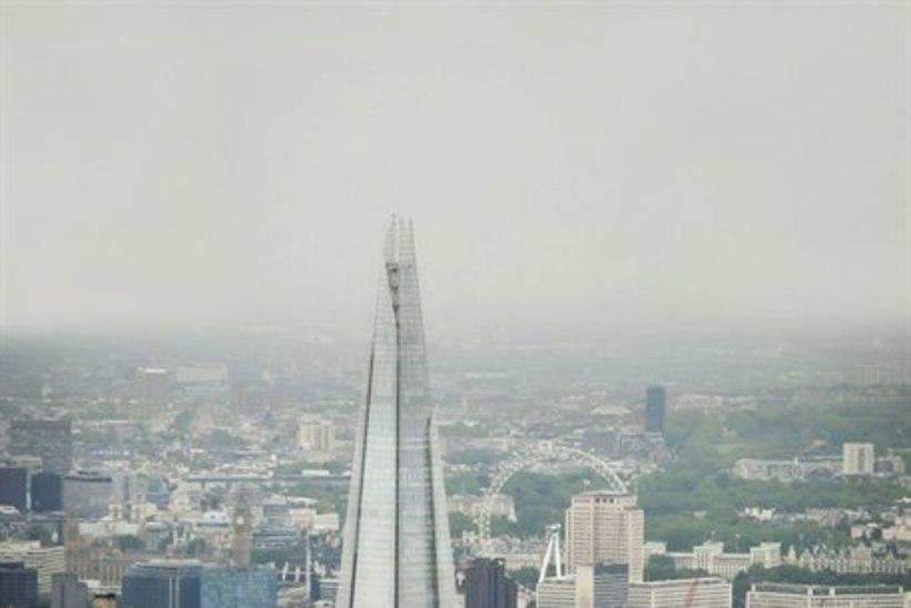 Londoni keskele kerkis 310 meetri kõrgune (super)kild
