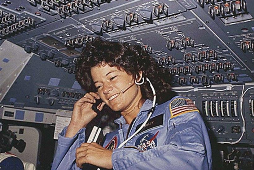 USA esimene naisastronaut hoidis saladust surmani