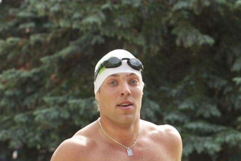 Kaks korda koomas olnud diabeetik võistleb triatlonil