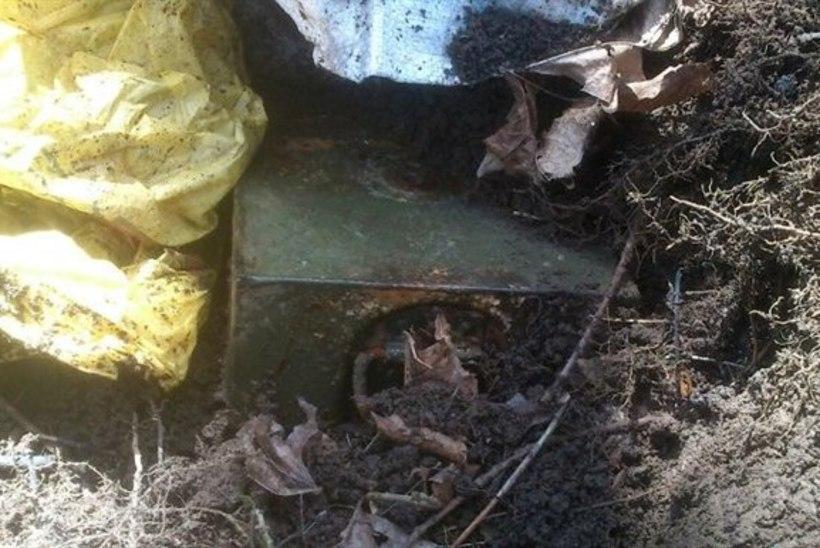 Pommimees Ringmaa suvekodu lähedalt leiti lõhkeainepeidik