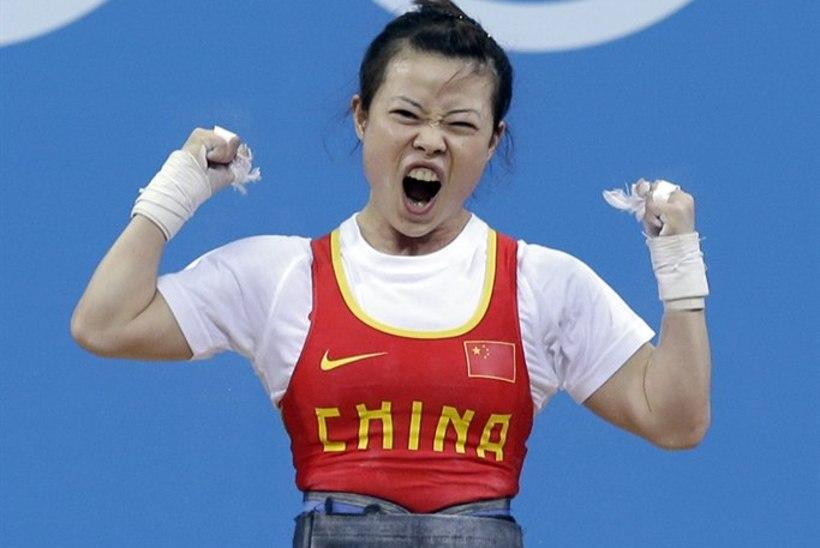 Mingjuan Wang võitis Hiinale avapäeva teise kulla