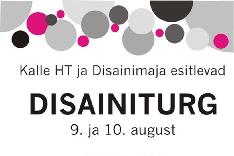 Eesti tippdisainerid kogunevad Tartusse