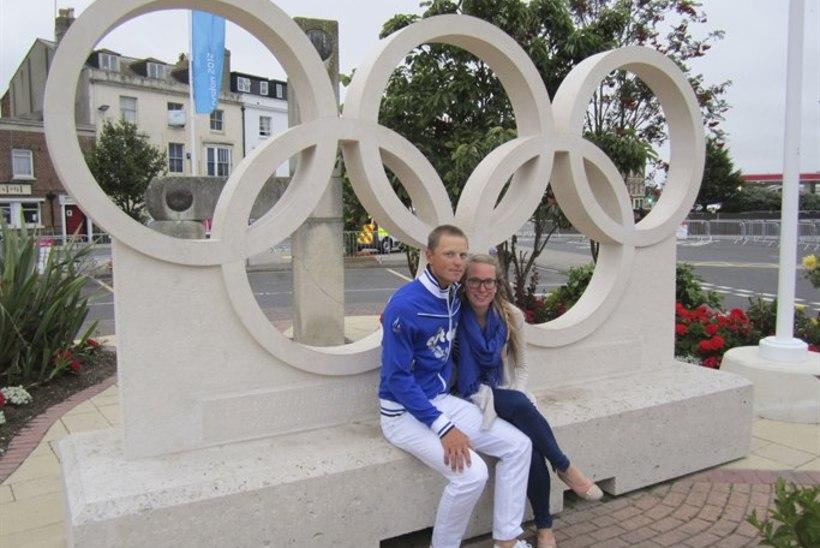 Mitmekülgne Karl-Martin Rammo  purjetab esmalt abieluranda, siis Riosse tegusid tegema