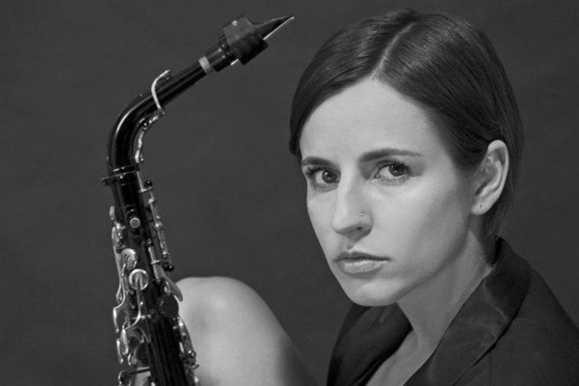 Maria Faust: loobusin laulmisest, sest saksofon on minu kodu ja kindlus